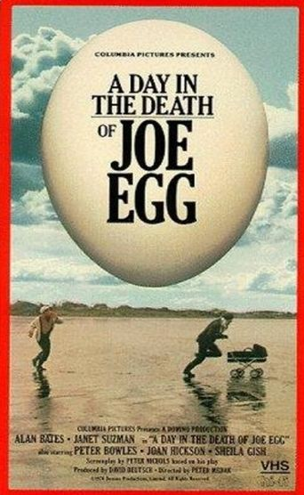 A Day in the Death of Joe Egg Poster
