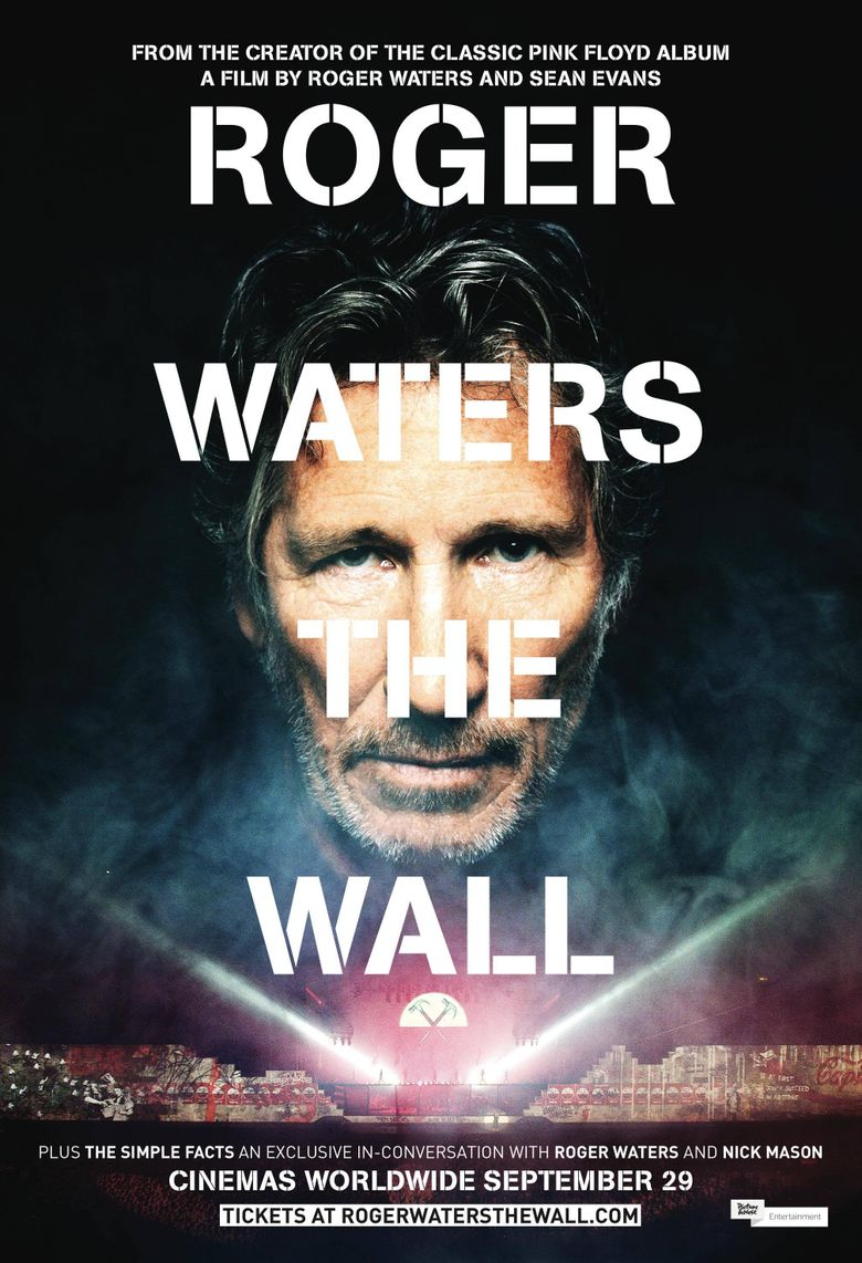 Roger Waters: The Wall Poster
