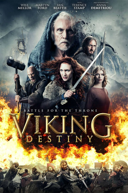Viking Destiny Poster