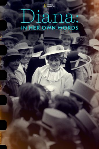 Diana: In Her Own Words Poster