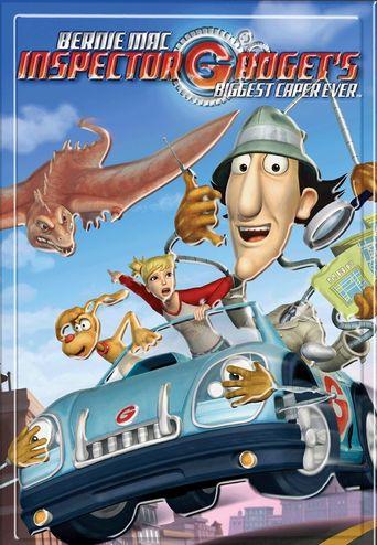 Inspector Gadget's Biggest Caper Ever Poster