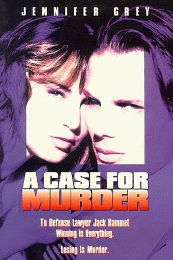 A Case for Murder Poster