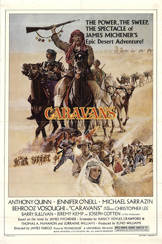 Caravans Poster