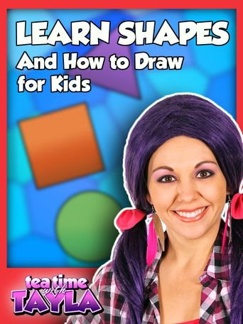 Learn Shapes and How to Draw for Kids Poster