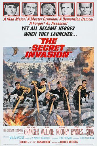 The Secret Invasion Poster