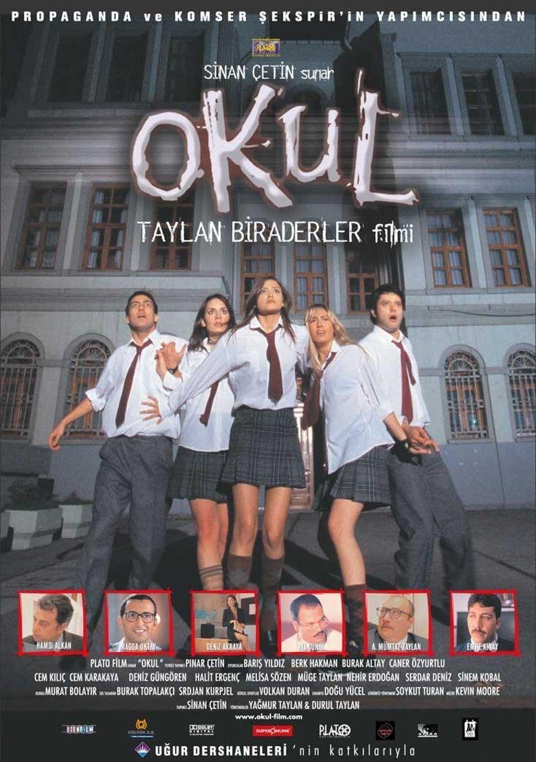 Okul Poster