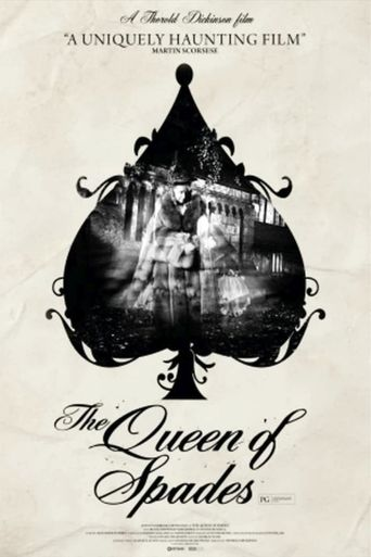 The Queen of Spades Poster