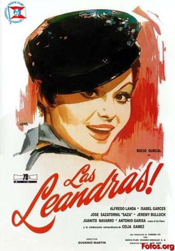 Las Leandras Poster