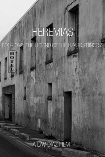 Heremias: Book One - The Legend of the Lizard Princess Poster