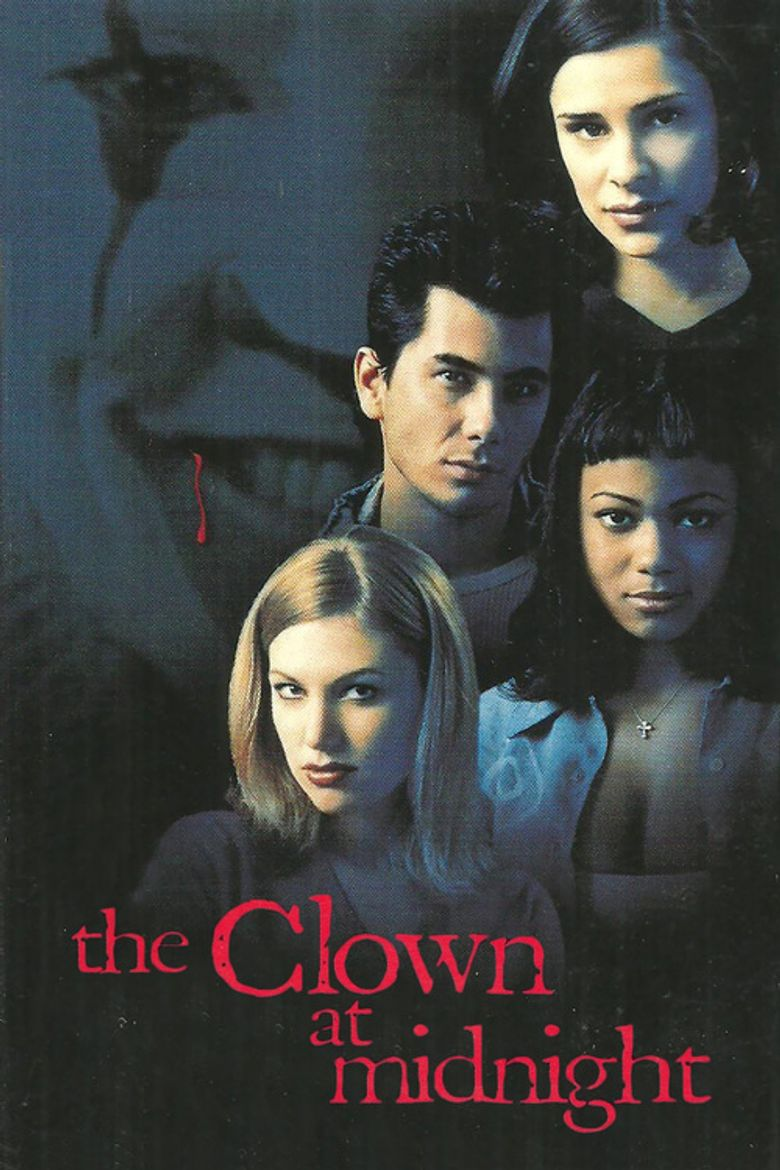 The Clown at Midnight Poster