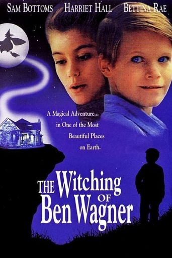 The Witching of Ben Wagner Poster