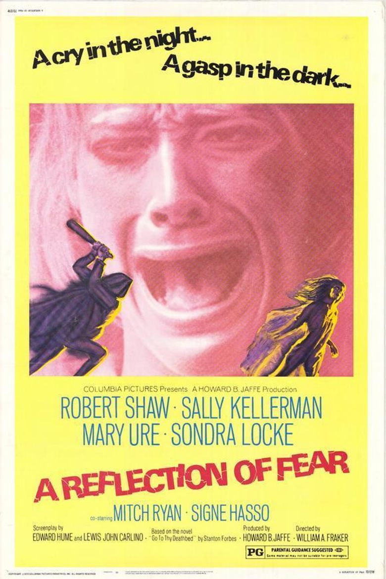 A Reflection of Fear Poster