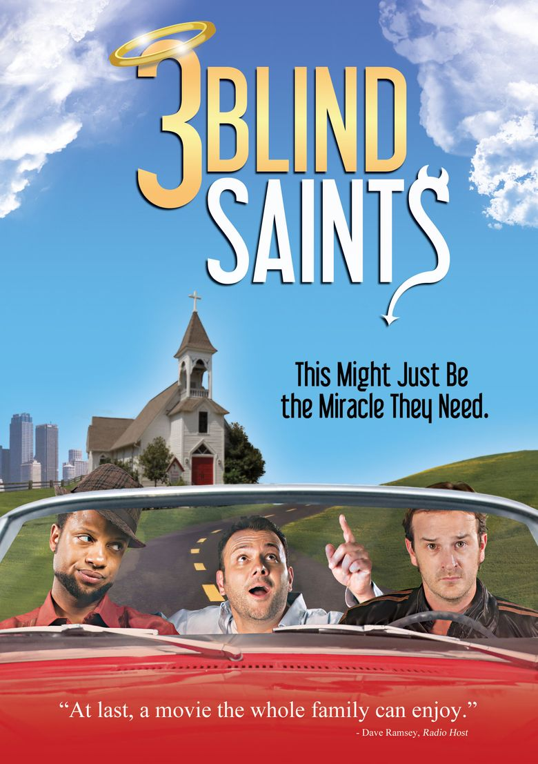 3 Blind Saints Poster