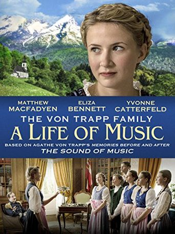 Watch The von Trapp Family: A Life of Music