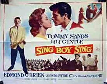 Sing Boy Sing Poster