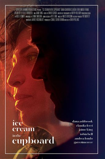 Ice Cream in the Cupboard Poster