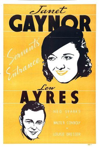 Servants' Entrance Poster