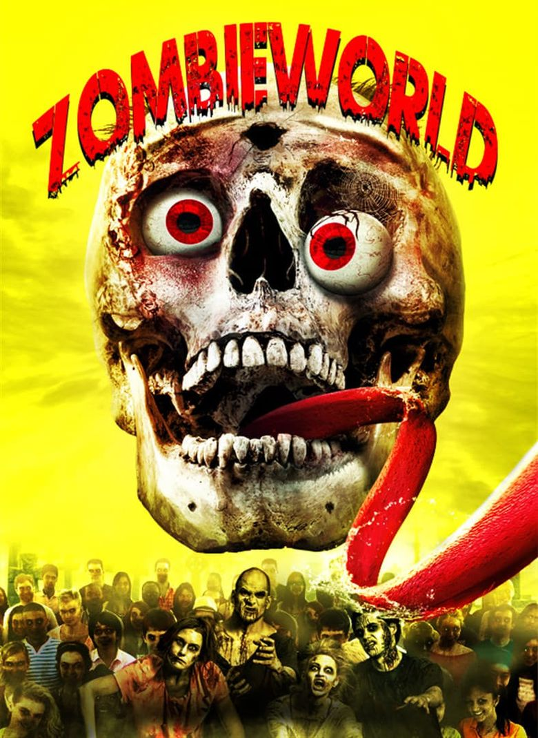 Zombieworld Poster