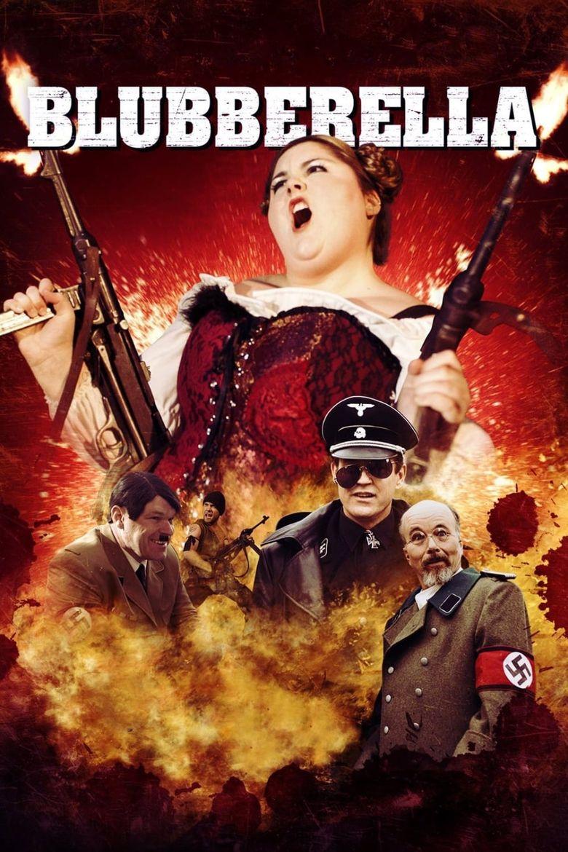 Blubberella Poster