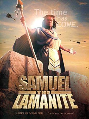 Samuel the Lamanite Poster