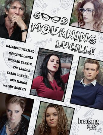 Good Mourning, Lucille Poster