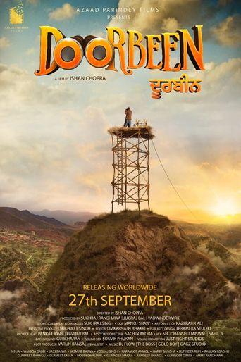 Doorbeen Poster