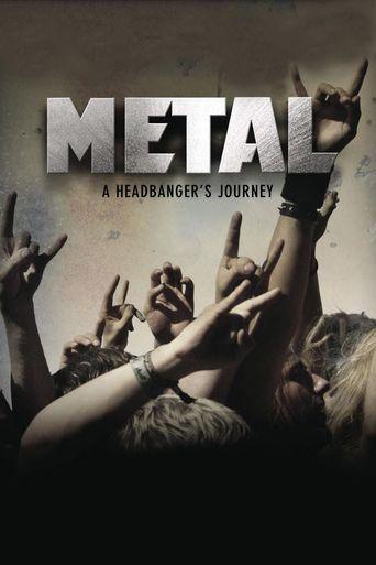 Metal: A Headbanger's Journey Poster