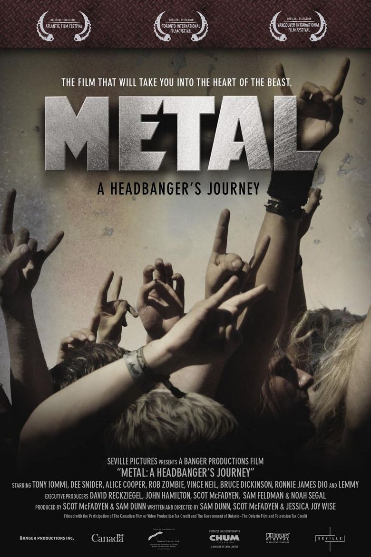 Watch Metal: A Headbanger's Journey