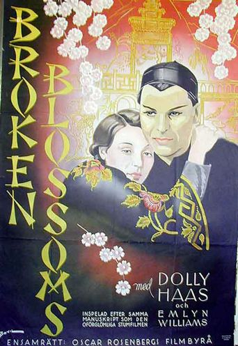 Broken Blossoms Poster