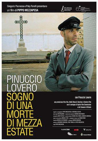 Pinuccio Lovero - Sogno di una morte di mezza estate Poster