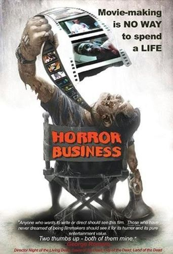 Horror Business Poster