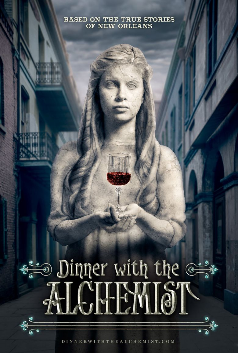Dinner with the Alchemist Poster