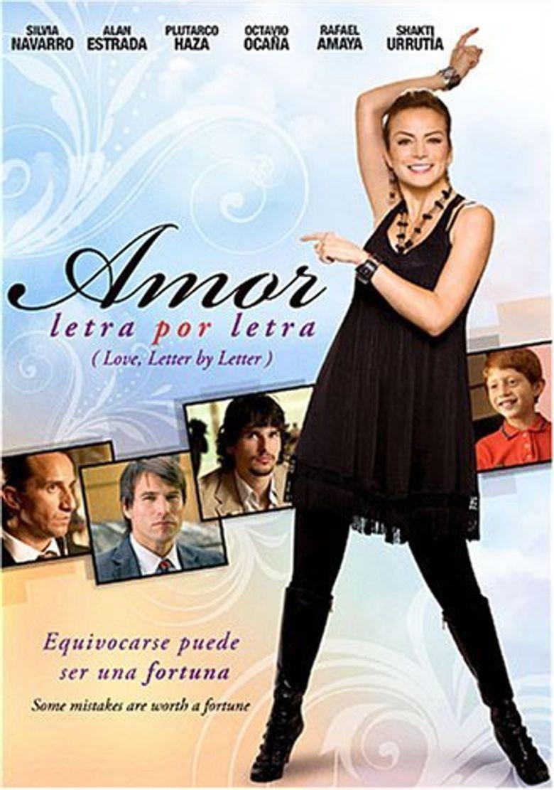 Amor Letra por Letra Poster