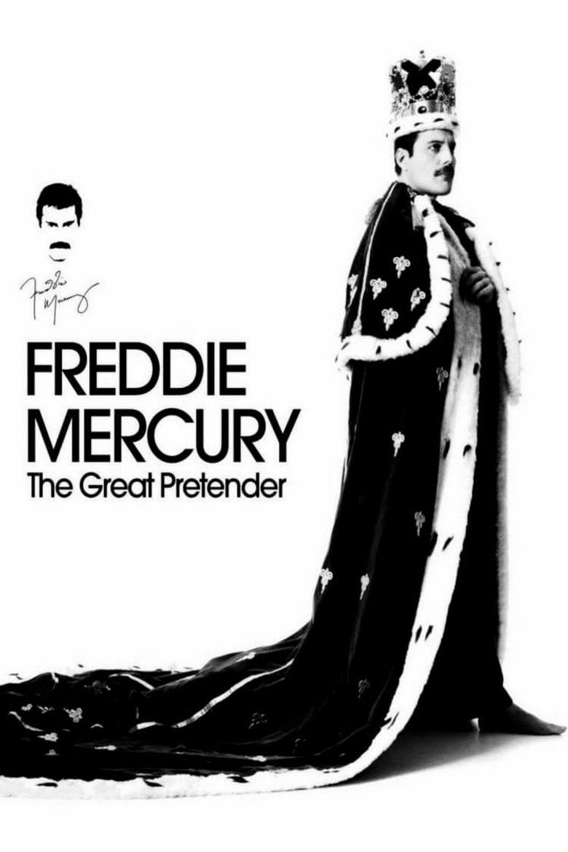 Freddie Mercury: The Great Pretender Poster