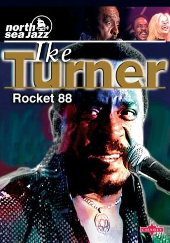 Ike Turner and the Kings of Rhythm: North Sea Jazz Festival Poster