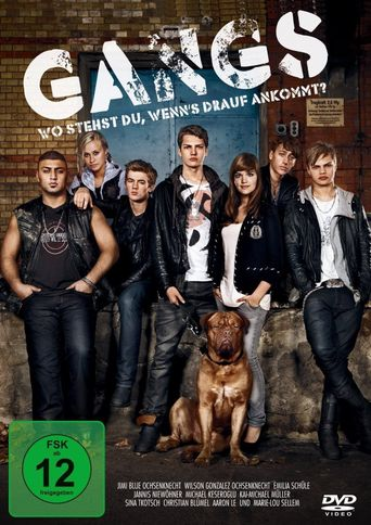 Gangs Poster