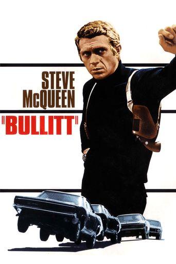 'Bullitt': Steve McQueen's Commitment to Reality Poster