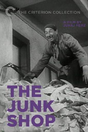 The Junk Shop Poster