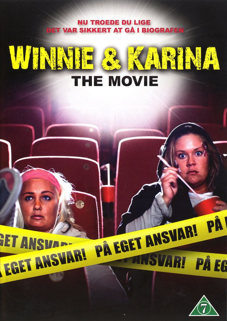 Winnie & Karina - The Movie Poster