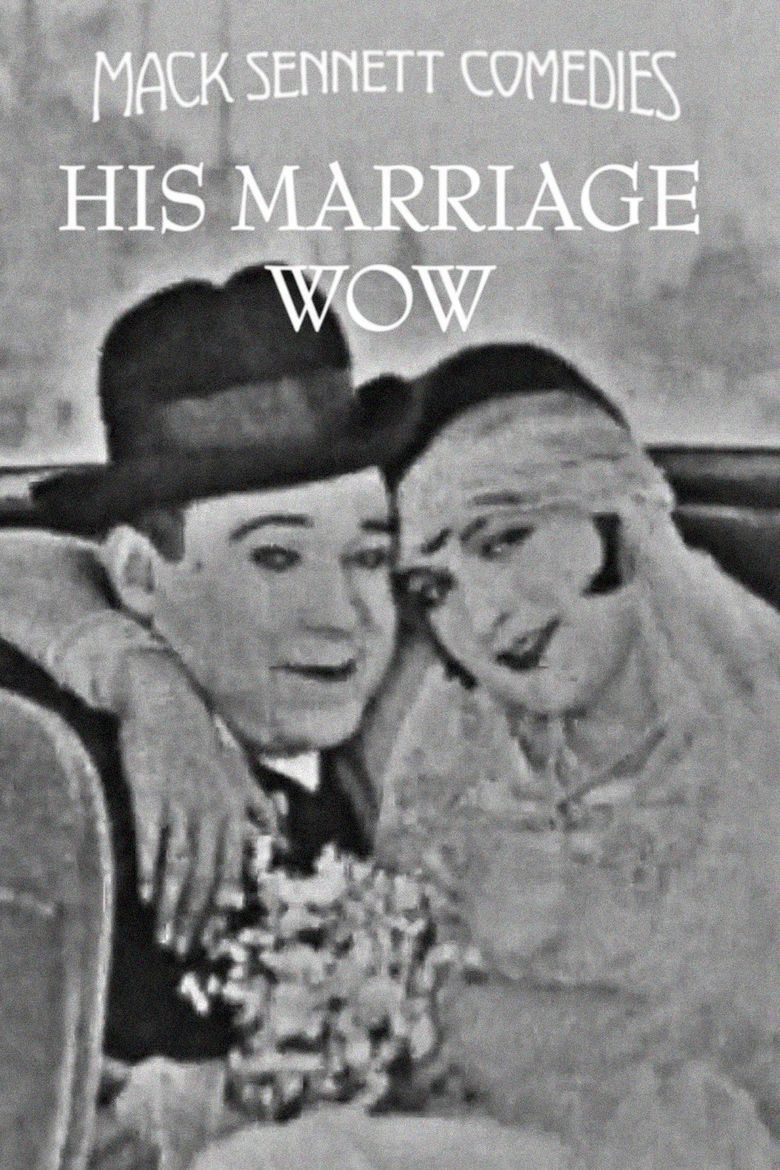 His Marriage Wow Poster