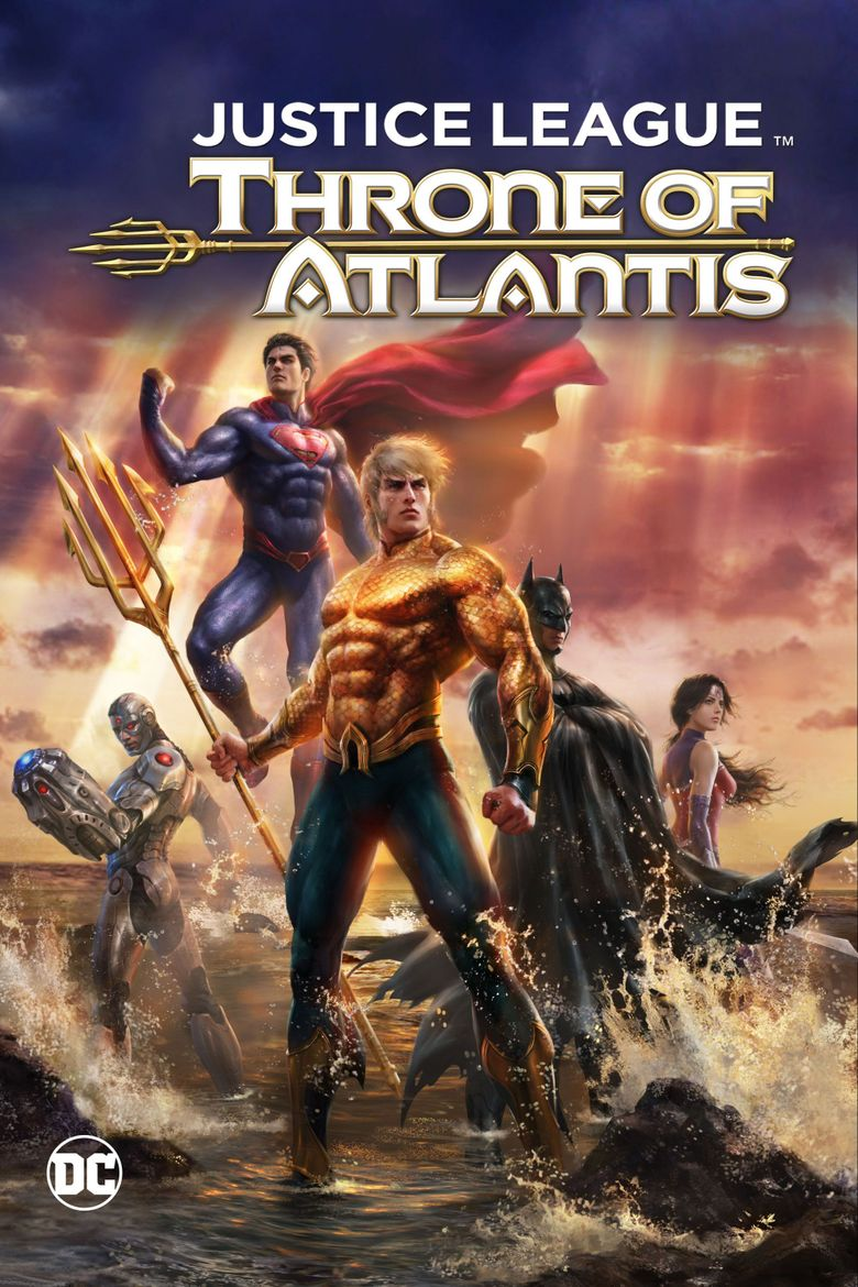 Watch Justice League: Throne of Atlantis