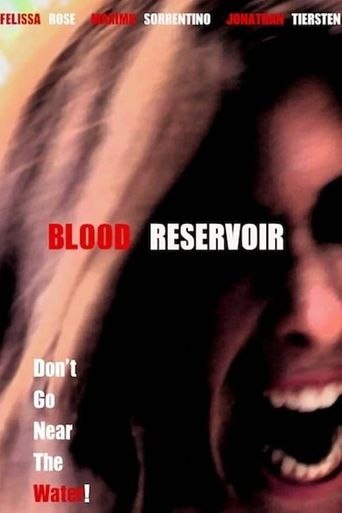 Blood Reservoir Poster