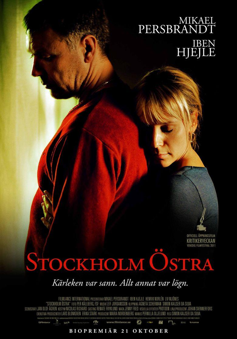 Stockholm East Poster