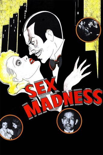 Sex Madness Poster