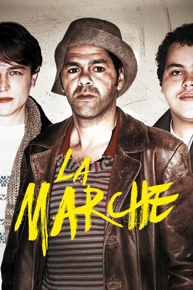 The Marchers Poster