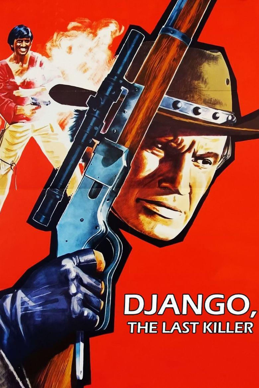 Django, The Last Killer Poster