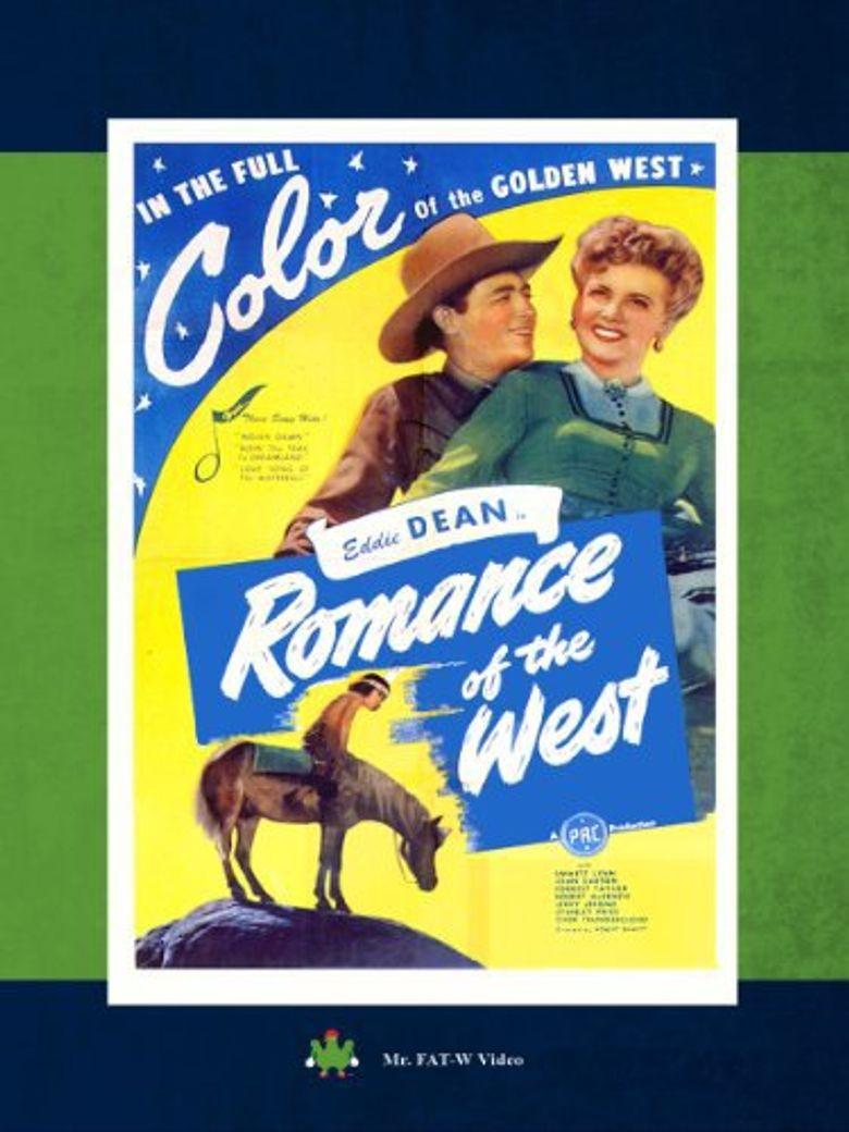 Romance of the West Poster