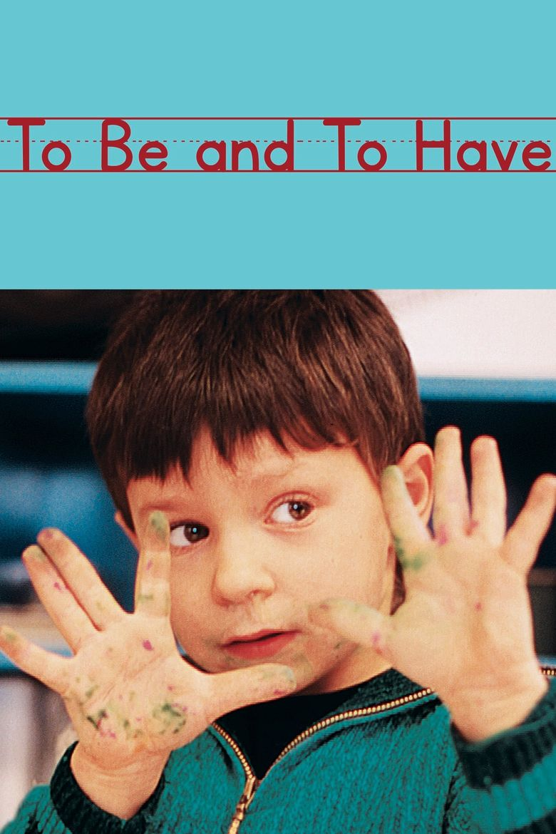 To Be and to Have Poster