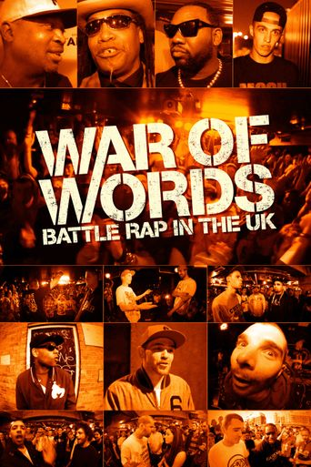 War of Words: Battle Rap in the UK Poster