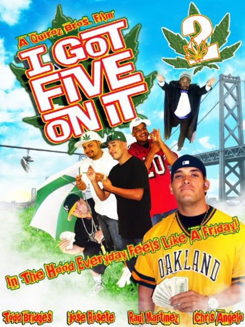 I Got Five on It Too Poster
